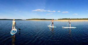 SUPiga järvele seilama-image
